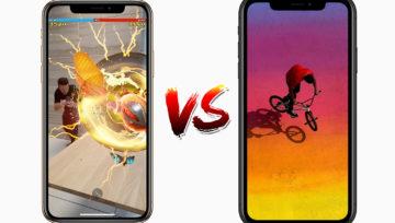 Iphone XR или iPhone X? Что выбрать?